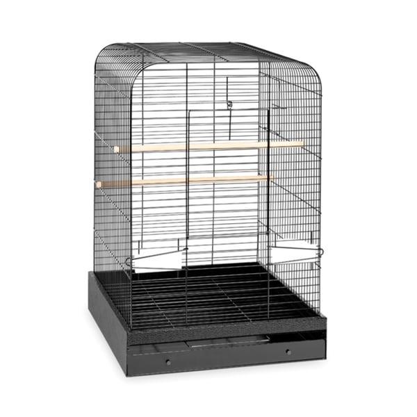 Prevue Pet Products Madison Bird Cage Black Hammertone ...