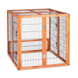 Prevue Pet Products 460PEN Small Rabbit Playpen Extension