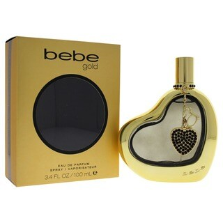 Bebe Gold Women's 3.4-ounce Eau de Parfum Spray