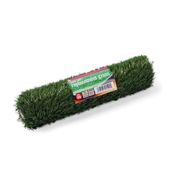 Prevue Pet Products Tinkle Turf Green Plastic Replacement Turf