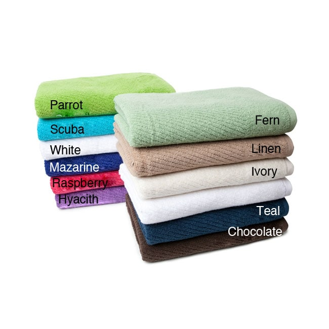 Quick Dry 6-piece Towel Set