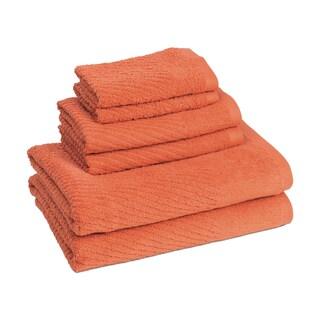 Quick Dry 6-piece Towel Set