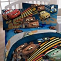 Disney Pixar Cars 'Grand Prix'  7-piece Bed in a Bag with Sheet Set