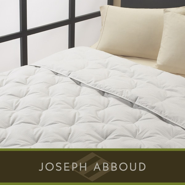 Joseph Abboud All Season Twin/ Twin XL-size Down Comforter
