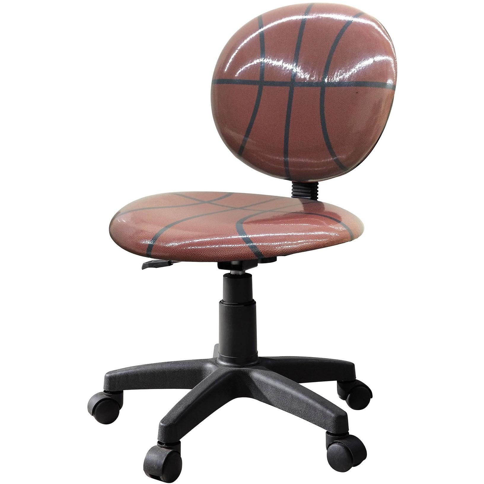 ACME Maya Basketball Office Chair (Chair), Orange