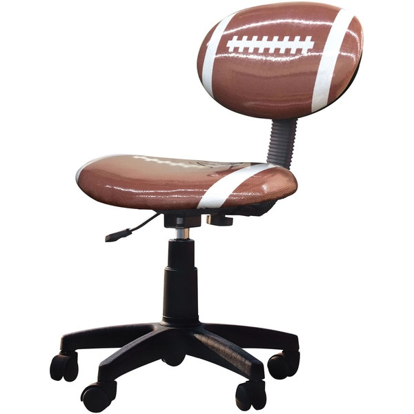 Maya Football Office Chair  Free Shipping Today  Overstockcom
