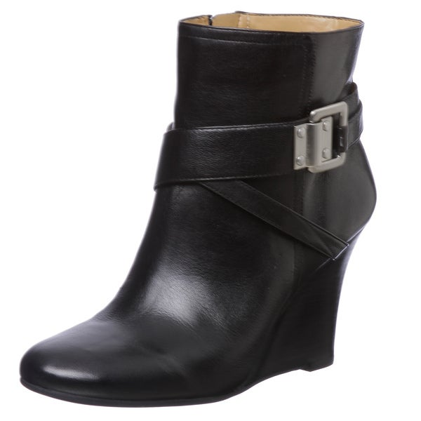 Nine West Women's 'Going Forward' Black Booties