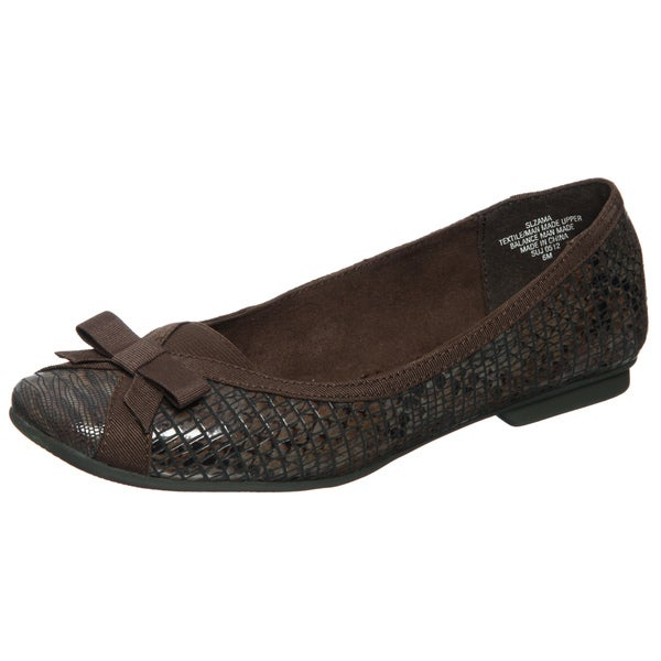 Sam & Libby Women's 'Zama' Printed Flats FINAL SALE