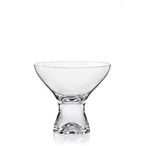 Samba Martini/ Dessert Glass 11oz (Set of 6)
