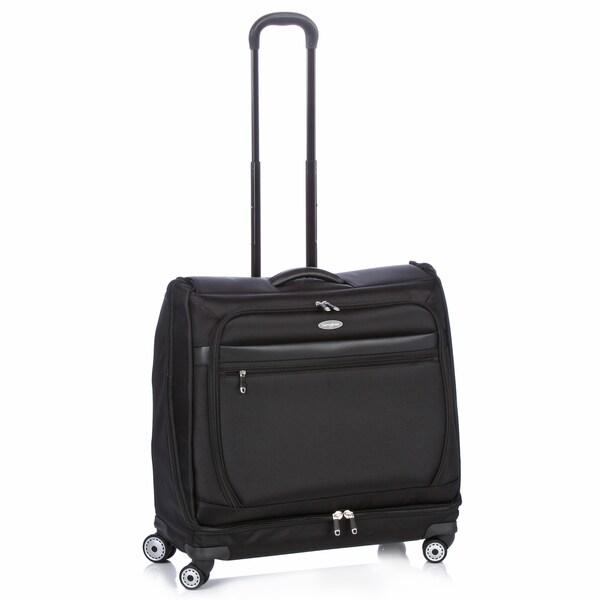 Samsonite 'Manuever' Black Spinner Garment Bag