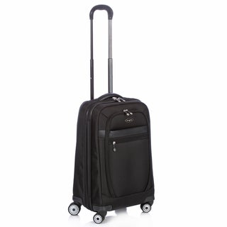 Samsonite 'Manuever' Black 21-inch Carry On Spinner Upright