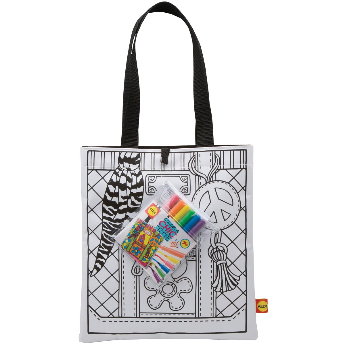 Color A Chic Tote Kit