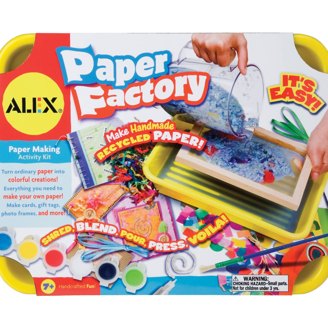 Alex Toys NOM234870 Paper Factory Kit