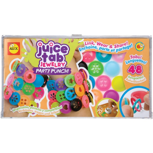 Juice Tab Jewelry Party Punch Kit