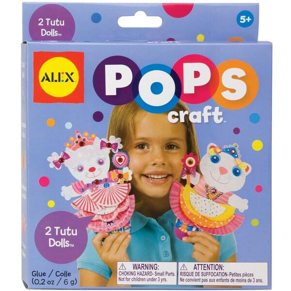 2 Tutu Dolls Kit