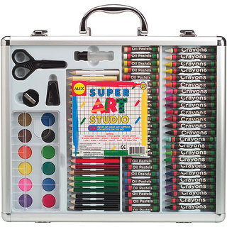 Alex Toys Super Art Studio Kit (Ages 3 +)