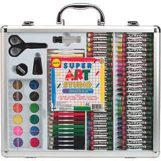 Alex Toys Super Art Studio Kit (Ages 3 +)|https://ak1.ostkcdn.com/images/products/6774612/P14314291.jpg?impolicy=medium
