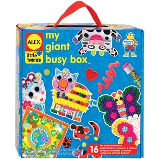 Alex Toys My Giant Busy Box Kit