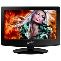 "Supersonic SC-1511 15.6"" 1080p LED-LCD TV - 16:9 - HDTV - Black"
