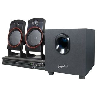 Supersonic SC-35HT 2.1 Home Theater System - 11 W RMS - DVD Player