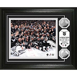 Stanley Cup 2012 Champions 'Celebration' Gold Coin Photo Mint