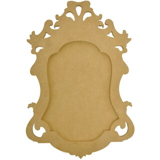 """Beyond The Page MDF Small Ornate Frame-14.25""""X10""""X.5"""""""