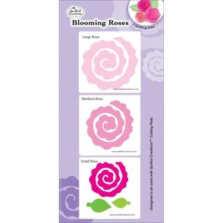 Quilling Dies-Blooming Roses