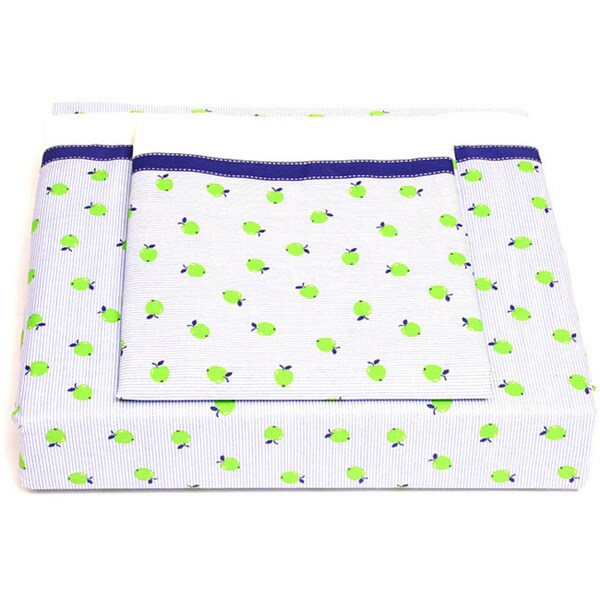 Tommy Hilfiger Apple Picking Cotton Sheet Set