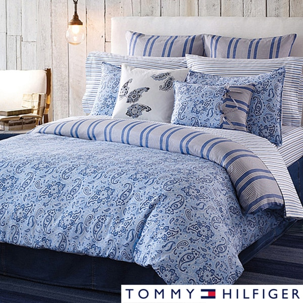 Tommy Hilfiger Tuckers Island 3 Piece Duvet Cover Set