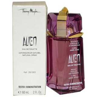 Thierry Mugler Alien Women's 2-ounce Eau de Toilette Spray (Tester)
