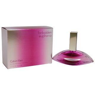 Calvin Klein Forbidden Euphoria Women's 1.7-ounce Eau de Parfum Spray