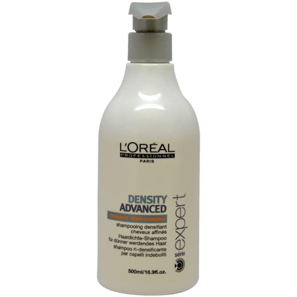 L'Oreal Serie Expert Density Advanced Unisex 16.9-ounce Shampoo