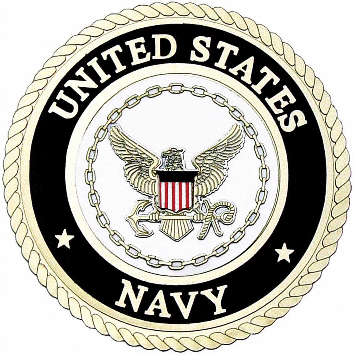 U.S. Navy Diecut-Emblem