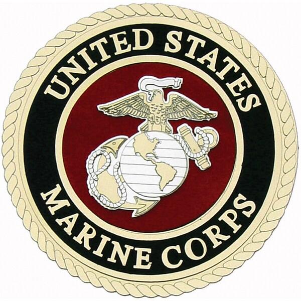 U.S. Marine Diecut-Emblem