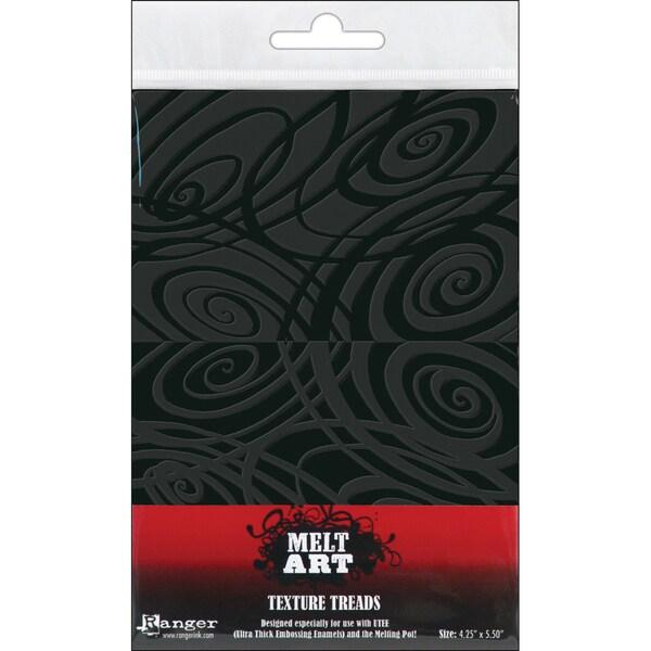 Melt Art Texture Treads-Mod Swirls
