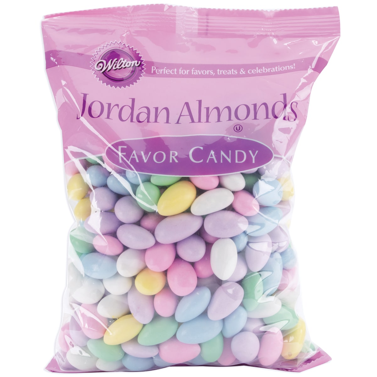 Shop Jordan Almonds 44 Ounces/Pkg-Pastel Mix - Free Shipping On ...