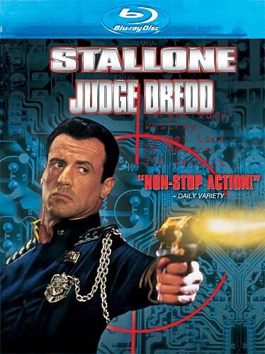 Judge Dredd (Blu-ray Disc)