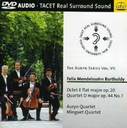 Minguet Quartet - Auryn Series: Vol. 7: Mendelssohn