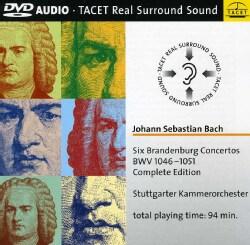 Stuttgarter Kammerorchester - Bach: Brandenburg Concertos: Complete Edition