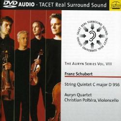 Christian Poltera - Auryn Series: Vol. 8: Schubert: String Quartets C-Dur