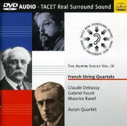 Auryn Quartet - Auryn Series: Vol. 9: French String Quartets