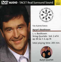 Auryn Quartet - Beethoven: String Quartets: Vol. 2