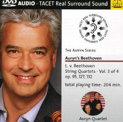 Auryn Quartet - Beethoven: String Quartets: Vol. 3