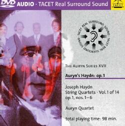 Auryn Quartet - Auryn Series: Vol. 17: Haydn Op. 1