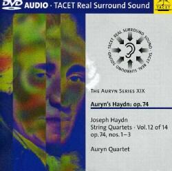 Auryn Quartet - Auryn Series: Vol. 19: Haydn Op. 74