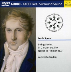 Camerata Freden - Spohr: String Sextet in C Major: Nonet in F Major Op. 31