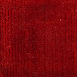 Hand-woven Solid Red Casual Portage Rug (2' x 3') - Thumbnail 2