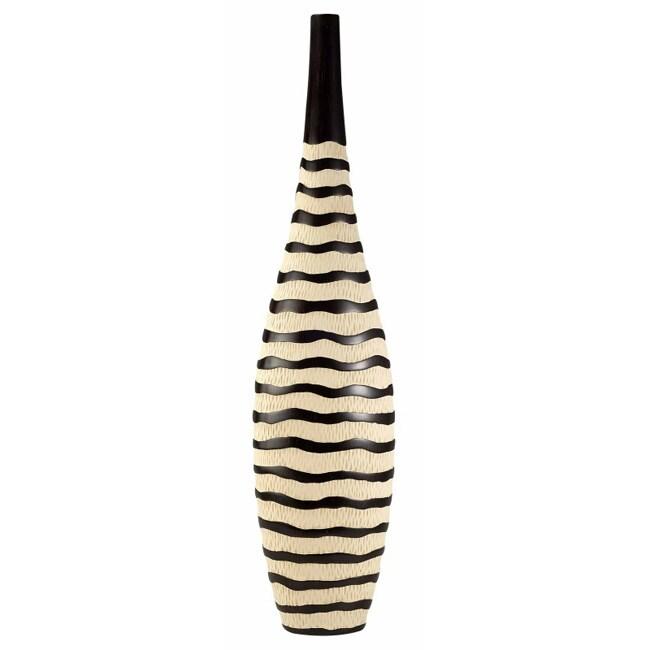 African Craft Vase