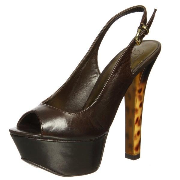 Fergie Women's Bizzare Too Platform Slingback Heel