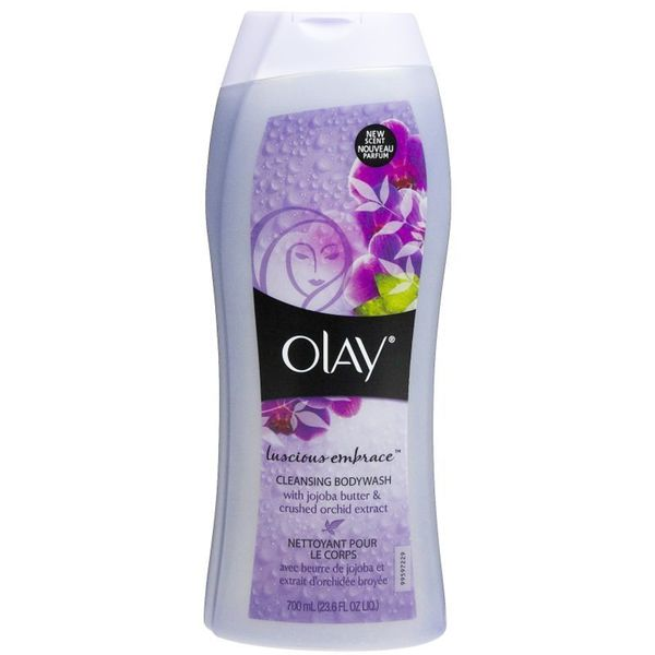 Olay Luscious Embrace Cleansing 23.6-ounce Body Wash